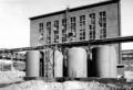 Glykolfabrik - Gebäude 119 im Jahre 1945